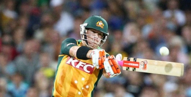 ICC World T20: Top 10 players to watch out for in tourney. Number 1: David Warner
