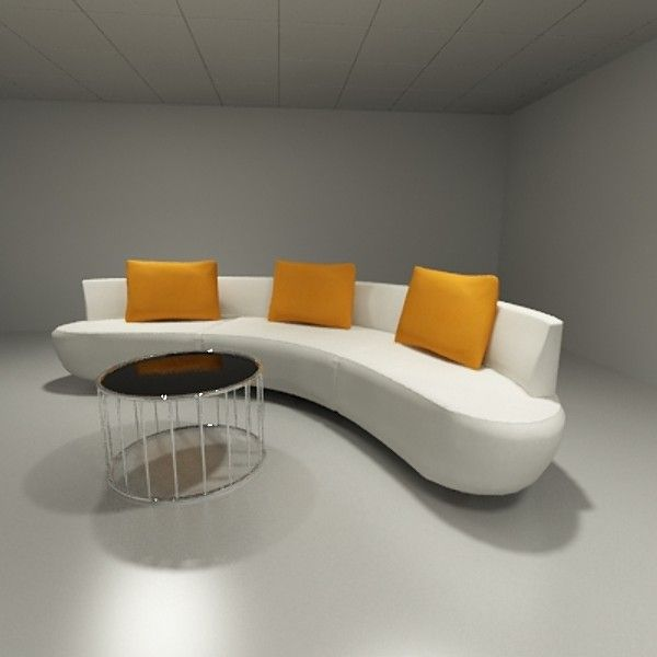 3d form sofa model - free form sofa by 2in1studio live work - design polstersofas oruga leicht