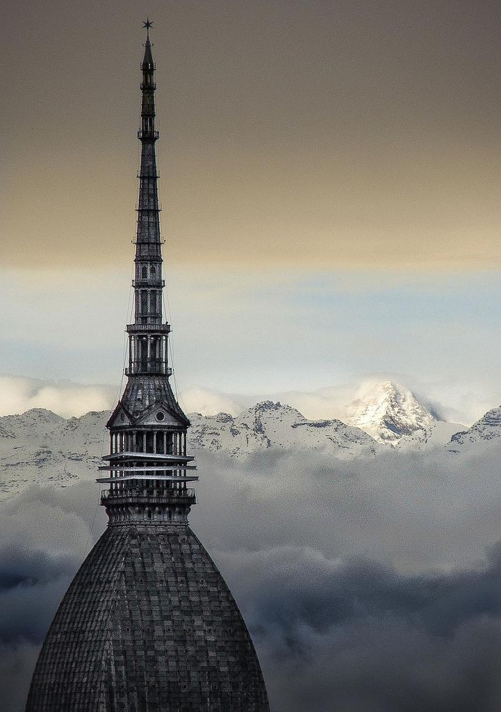Mole Antonelliana - Turin, Italy