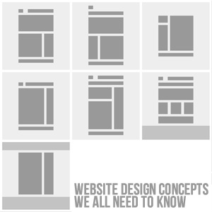 Website Design Concepts We All Need To Know