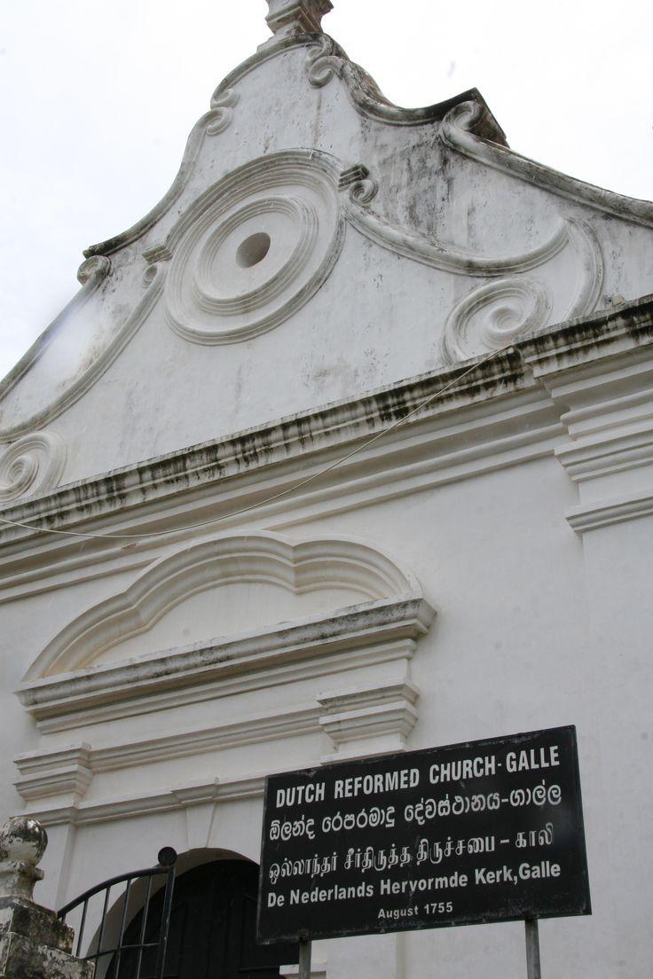Nederlandse kerk in Galle