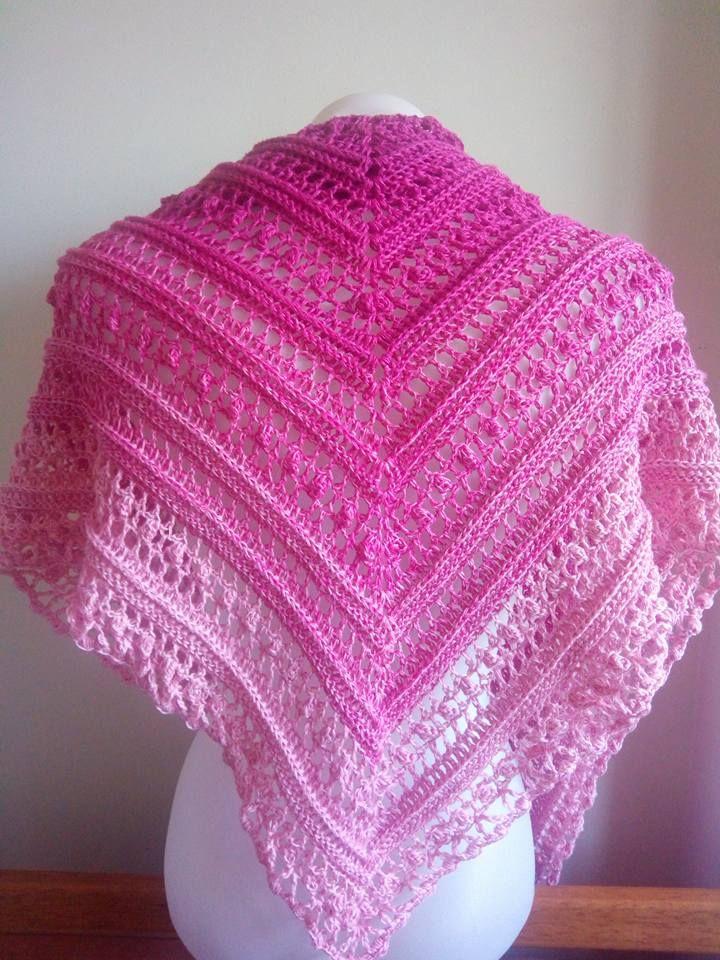 secret paths shawl