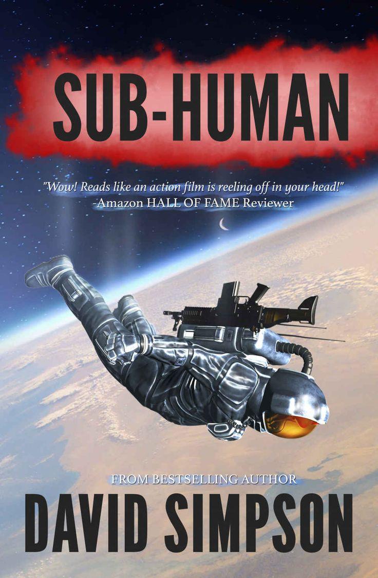 Sub-Human (Book 1) (Post-Human Series) ($2.99 to #Free) - #AmazonBooks