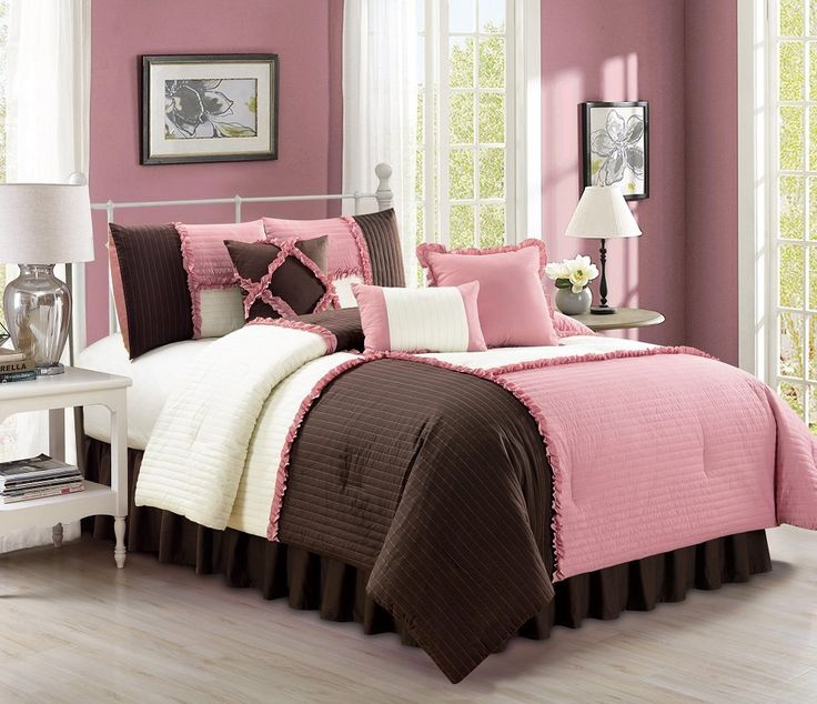 brown and pink bedroom best 25 ivory bedding ideas on ivory bedroom 14659