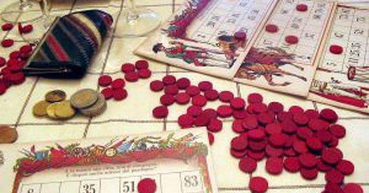 Cómo hacer cartones de bingo para niños. El bingo es un juego que disfrutan tanto niños como adultos. Es una forma sutil para que los adultos les enseñen los números. También es un juego divertido para un día de lluvia. Padres y maestros no necesitan comprar un juego de bingo, ya que pueden hacerlo fácilmente en casa.