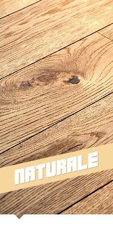 Dřevěné parkety Naturale