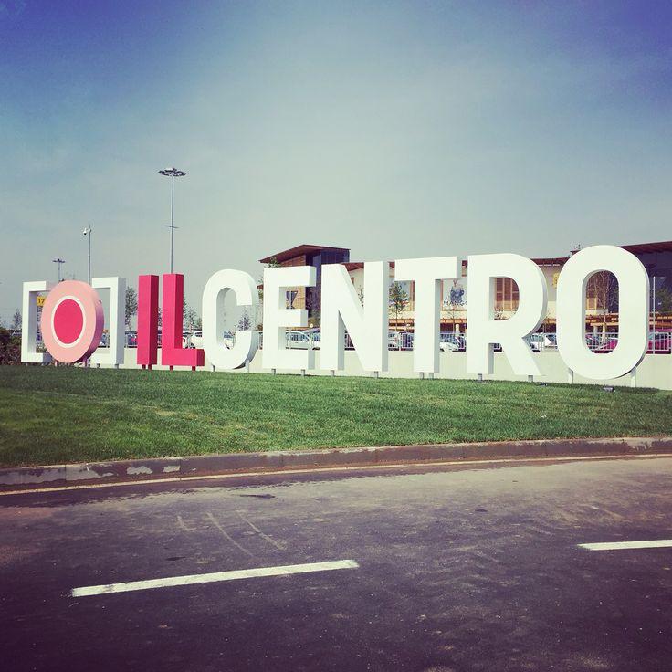 Il nuovo centro commerciale di Arese ! È immenso !!