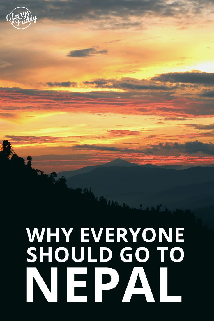 Our reasons why we think everyone should go to Nepal