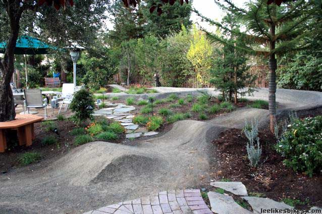 Pump track - need some design help - any gurus out there?