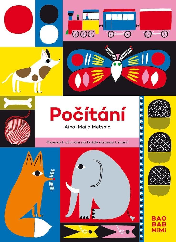 Počítání  | české ilustrované knihy pro děti | Baobab Books