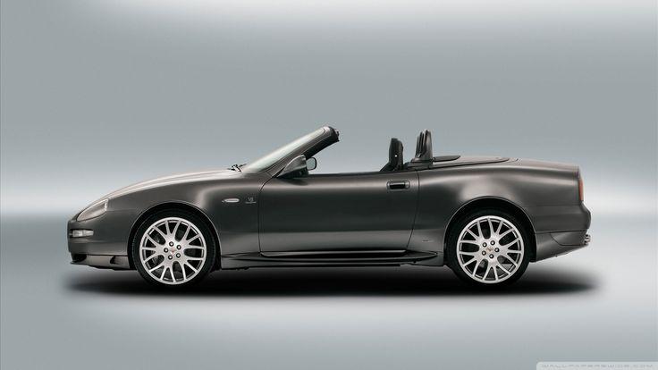 Maserati car HD desktop wallpaper High Definition Mobile