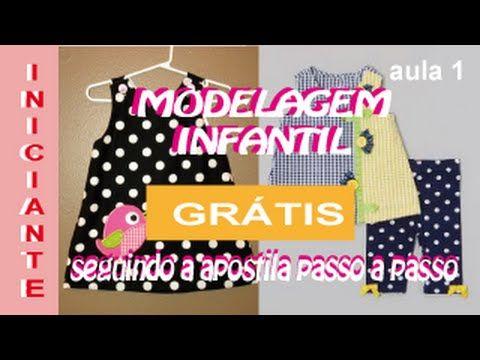 Modelagem Infantil Para Iniciantes - Aula 1