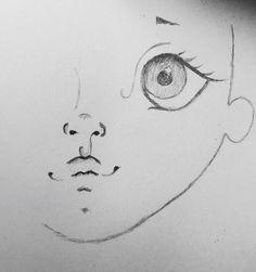 Рисуем лицо