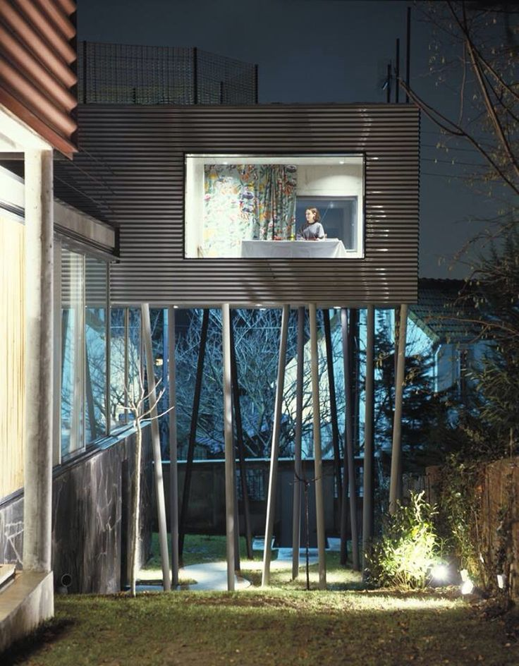 Rem Koolhaas Villa Dall'Ava  #architecture #Koolhaas #OMA #Rem Pinned by www.modlar.com