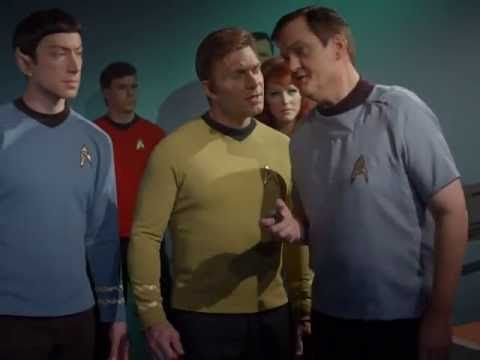 """Star Trek Continues: """"Pilgrim of Eternity."""" Really impressive fan-created continuation of the original series!"""