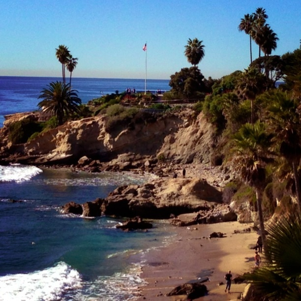 California coastline 2013