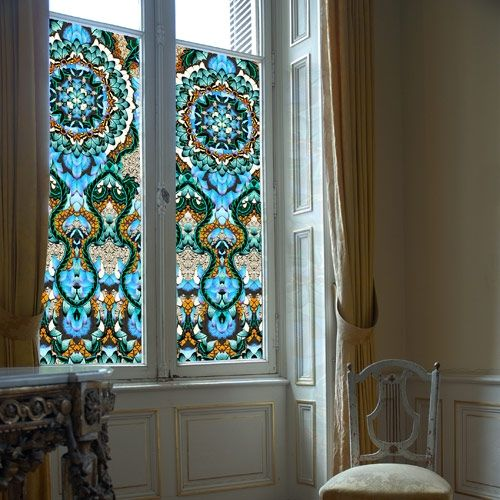 The 25 Best Stained Glass Window Film Ideas On Pinterest