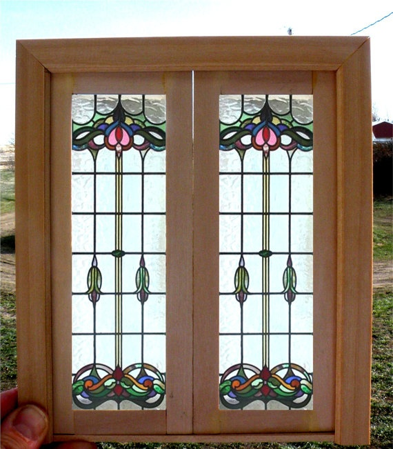 171 Best Miniature Stained Glass Images On Pinterest