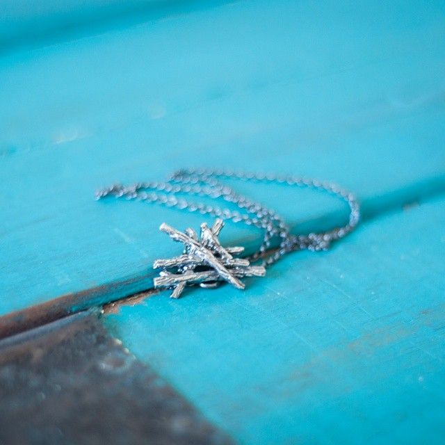 I always get a little nostalgic for treeplanting at the beginning of May. Wishing all the treeplanters a great season this summer! #slashpile #treeplanting #necklace #treeplanter #slashpiledesigns