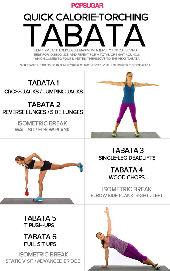 Tabata workout that hits every body part in 30 minutes. #workout #stregthtraining ---> One of the best Tabata Workout. Check our video http://www.indetails.com/3704/10-minute-tabata-legs-and-chest-workout/