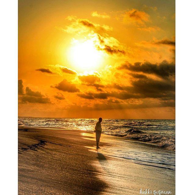 Kocaali Güneş'i Uğurlarken  Sakarya  Fotoğrafı gönderen: Hakkı Şişman