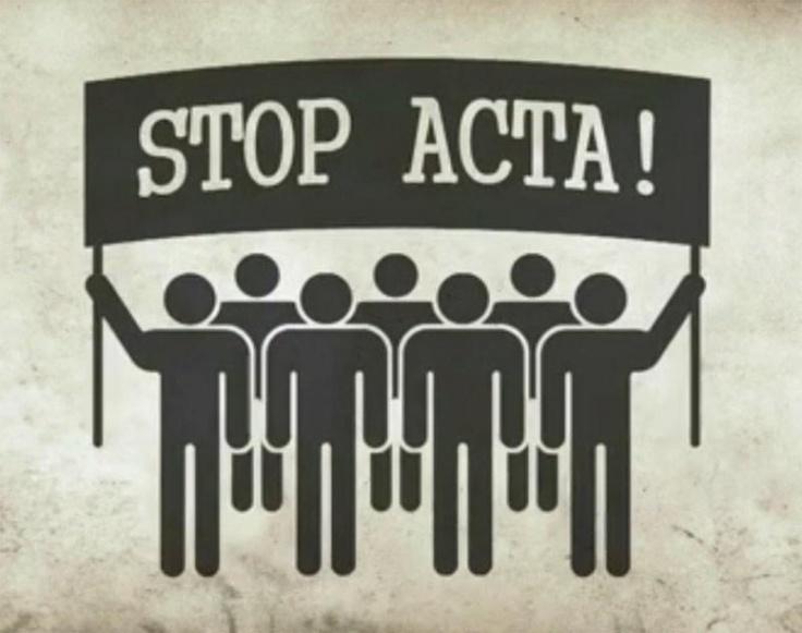 El Parlamento Europeo rechaza ACTA