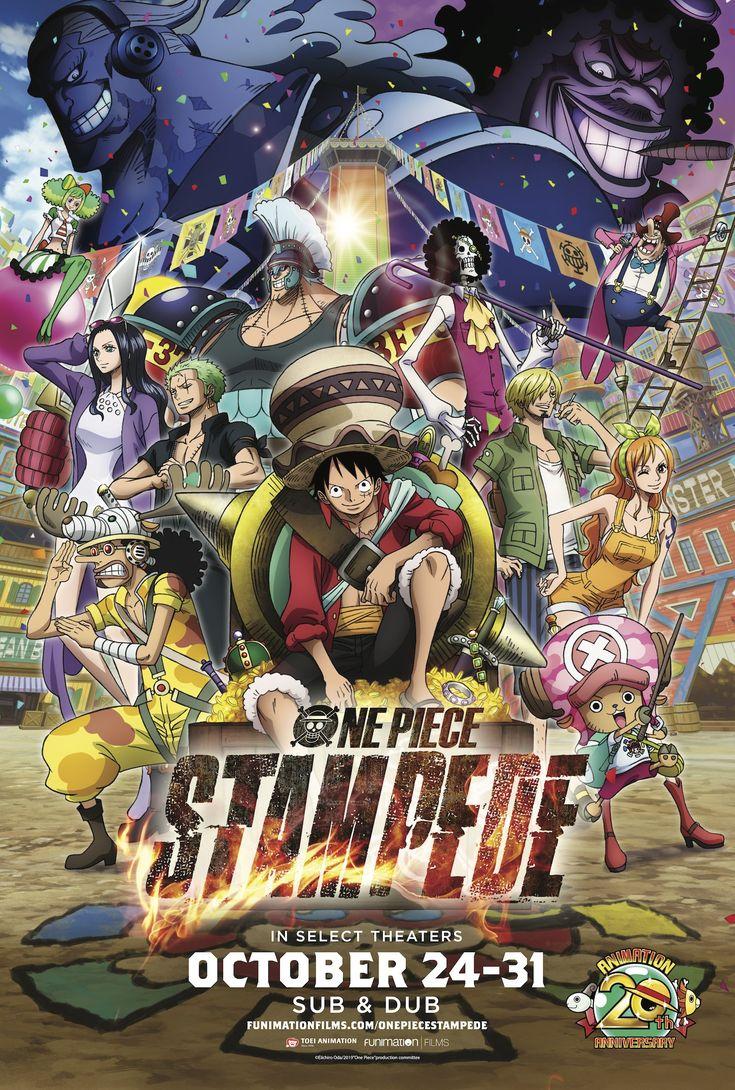 One Piece estampida [[Pelicula Completa]] eñ Español