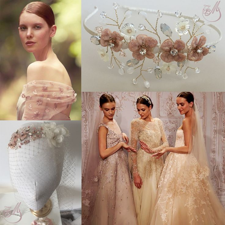 Here are some ideas for your #wedding! We have the best #accessories for yourself and for your bridesmaids, and we are more than happy to show them to you this weekend at The Wedding House​! Come and visit us at The Wedding Market! #mbridal #magnoliabridal #bridaladornments #bohobride #romanticbride #accesoriimirese #lovehimbeforeyousayyes