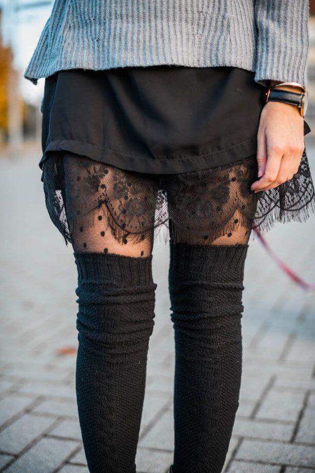 Style overknee socks