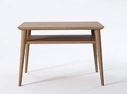 Vintage Side Table Teak : Ambassador Home