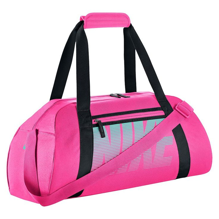 Nike Womens 22-Inch Gym Club Duffel Bag, Pink