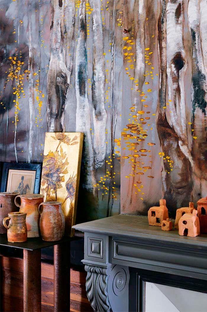 Keltainen talo rannalla: Ranskalaista ja rustiikkia