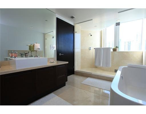 bathroom wood cabinet you could swim in that tub awesome 11888