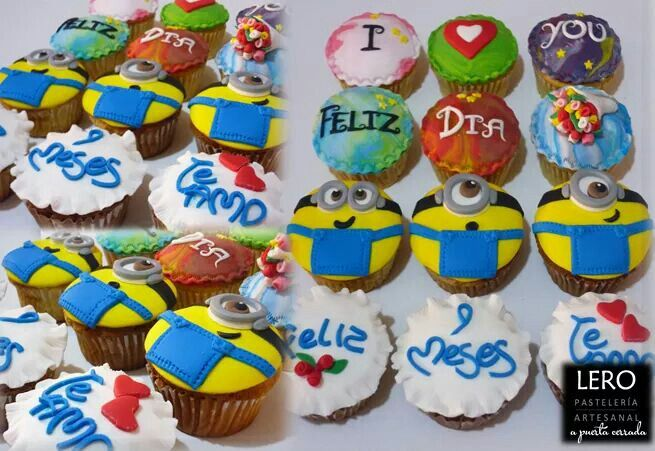 Cupcake toma 4