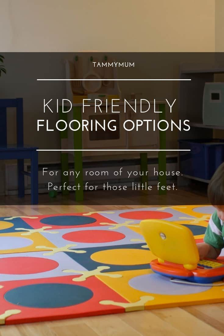 Kid Friendly Flooring Options For Any