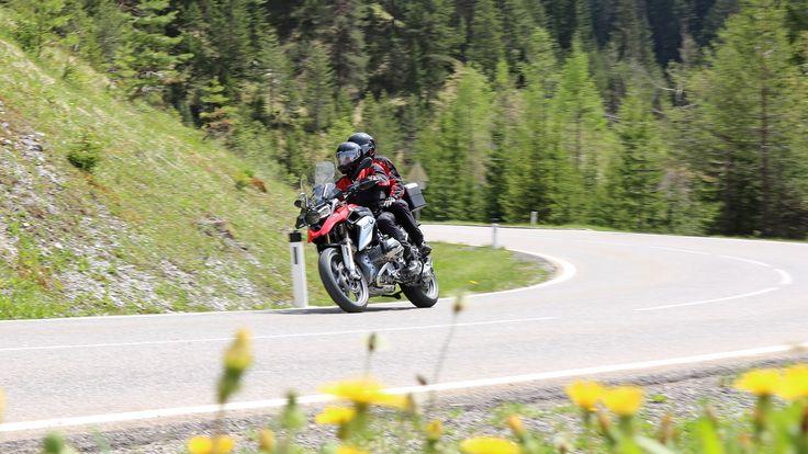 Genussvolle Ausfahrten mit dem Motorrad