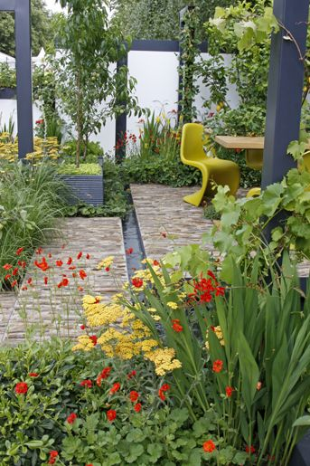 Garden Design London and South East
