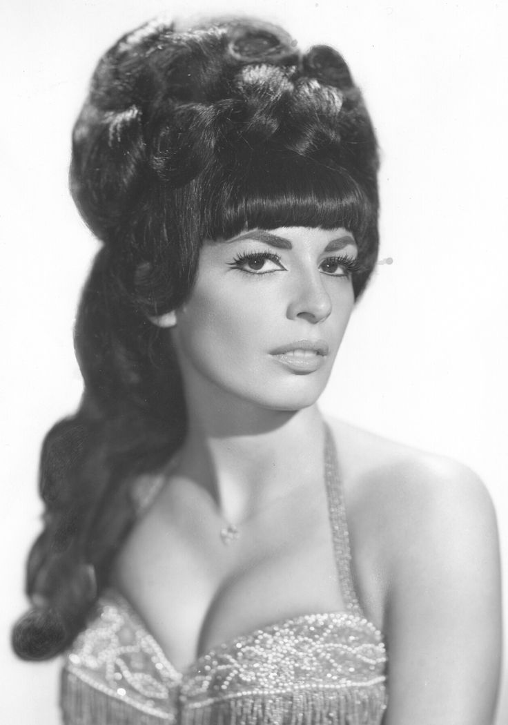 hairestyle 1960s