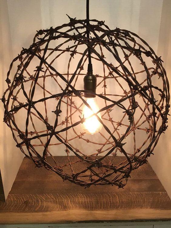 AQHA: Seven Creative Ways to Repurpose Barbed Wire