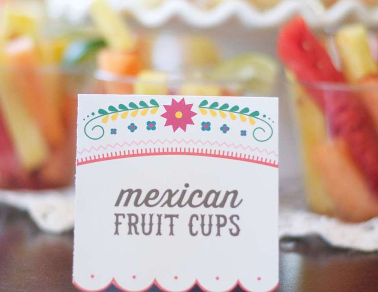 "Mexican Fiesta / Bridal/Wedding Shower ""Emily's Fiesta Bridal Shower"" 