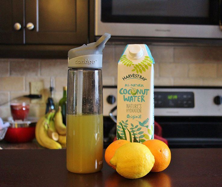 DIY Organic Gatorade: How to Make Your Own All Natural Sports Drinks.  Please PIN and FOLLOW!  www.ConsiderMeFit.com
