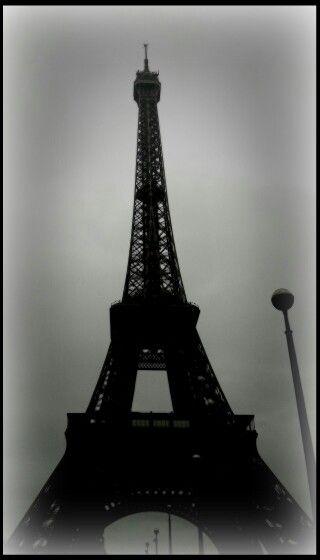 Wieża Eiffla;-)