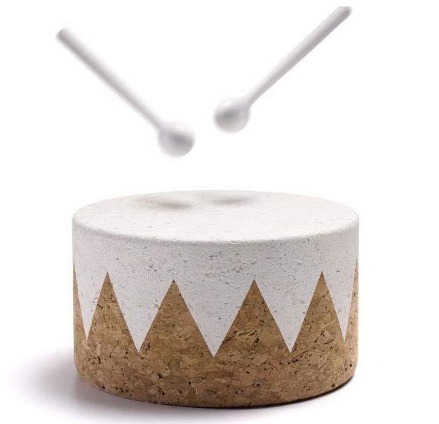 Cork drum!: Corks Drums, Rufo Drums, Studios Pedrita, For Kids, Baby Indie, Mij It Toys, Kids Lington, Indie Kids, Kids Toys