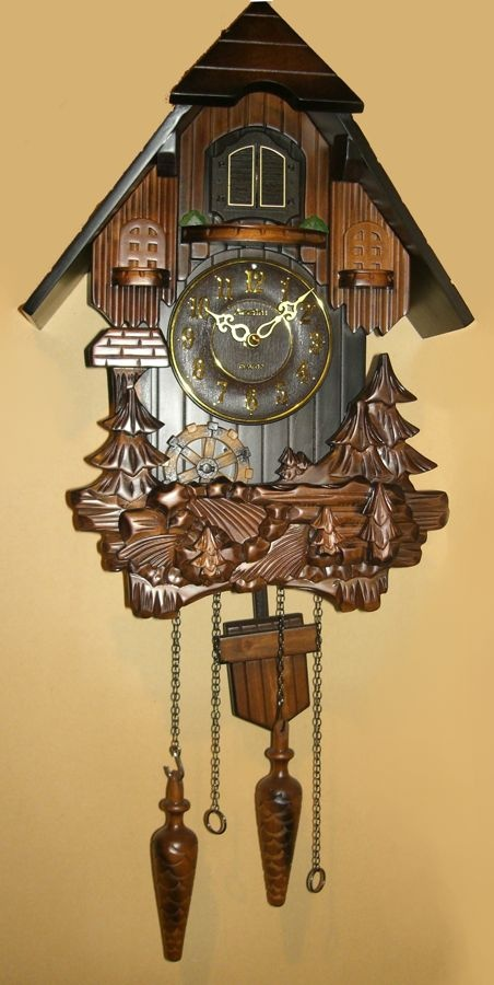 17 best images about cuckoo clock on pinterest classic clocks clock and coo coo clock - Coo coo clock pendulum ...