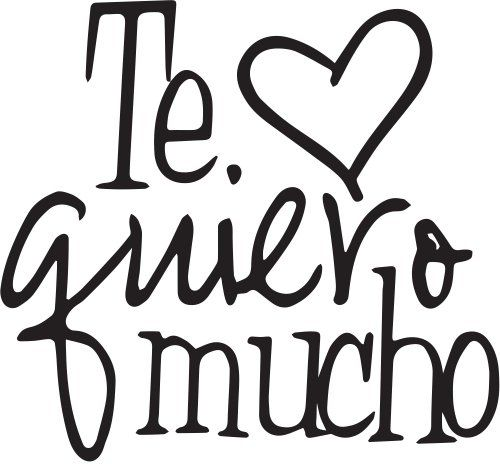 Spanish Wall Saying Quotes- Te quiero mucho Wall Quote-home & Art Wall Decor Global Sign Images Inc.,http://www.amazon.com/dp/B00K7H4ZKW/ref=cm_sw_r_pi_dp_n0KCtb0AH9TGNVJ3