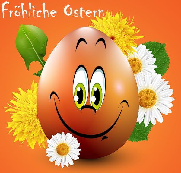 Frohe Ostern Ostereier Grußbilder Easter Frohe Ostern Bilder