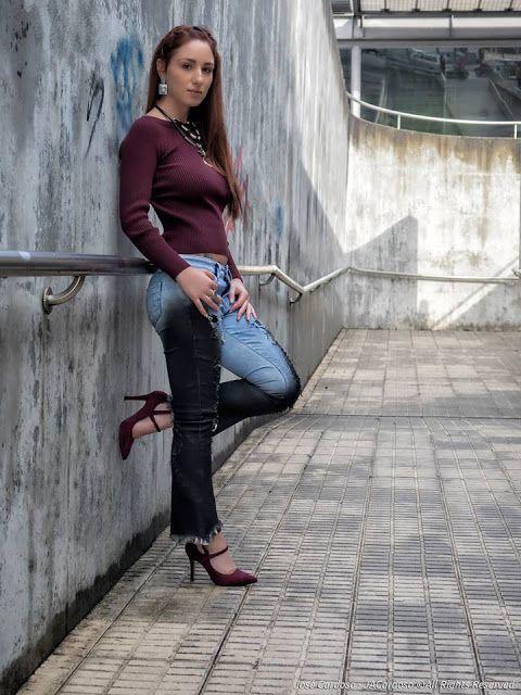 Ponto Moda: Num estilo Rebelde...