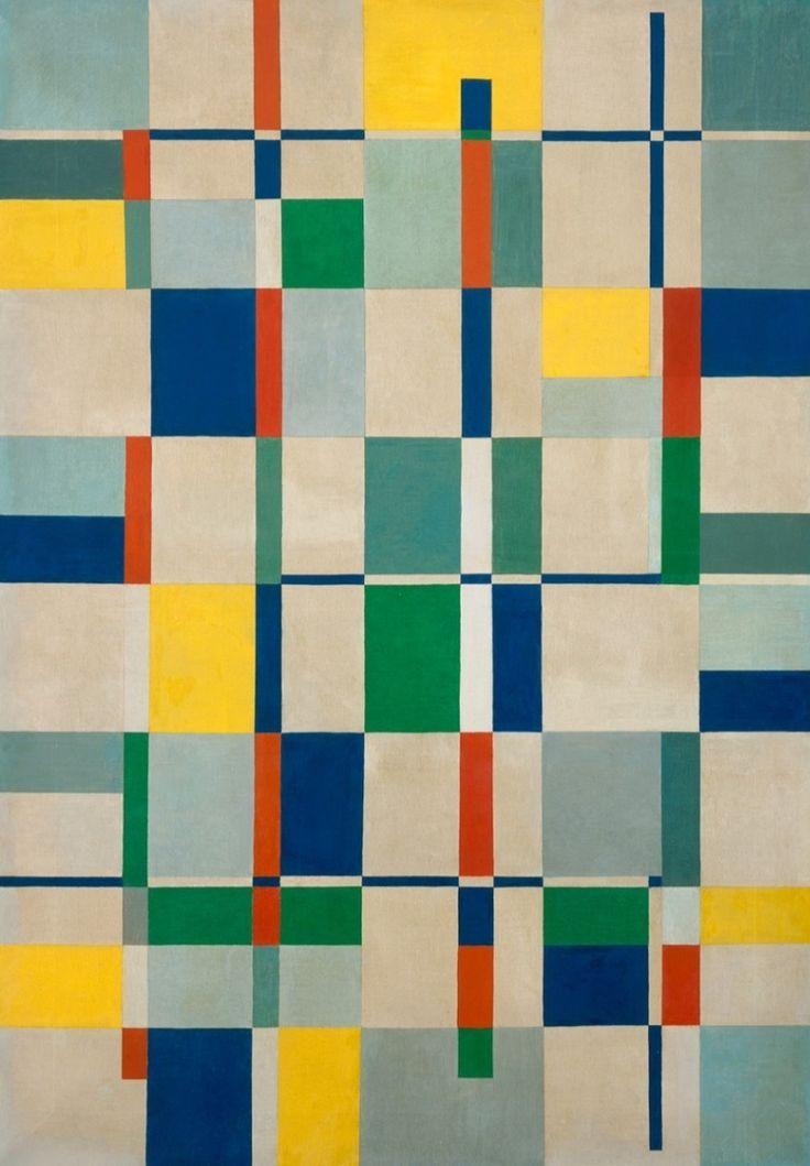 Lygia Clark, Composition, 1953