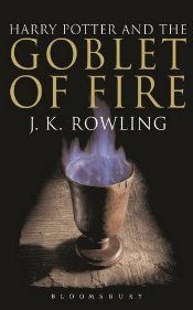 Harry Potter and the Goblet of Fire (Book 4): Adult Edition by J. K. Rowling | LibraryThing