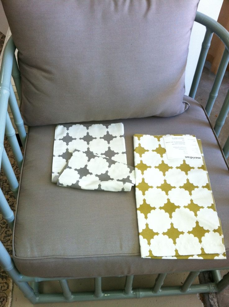 Robert Plumb outdoor cushion fabric